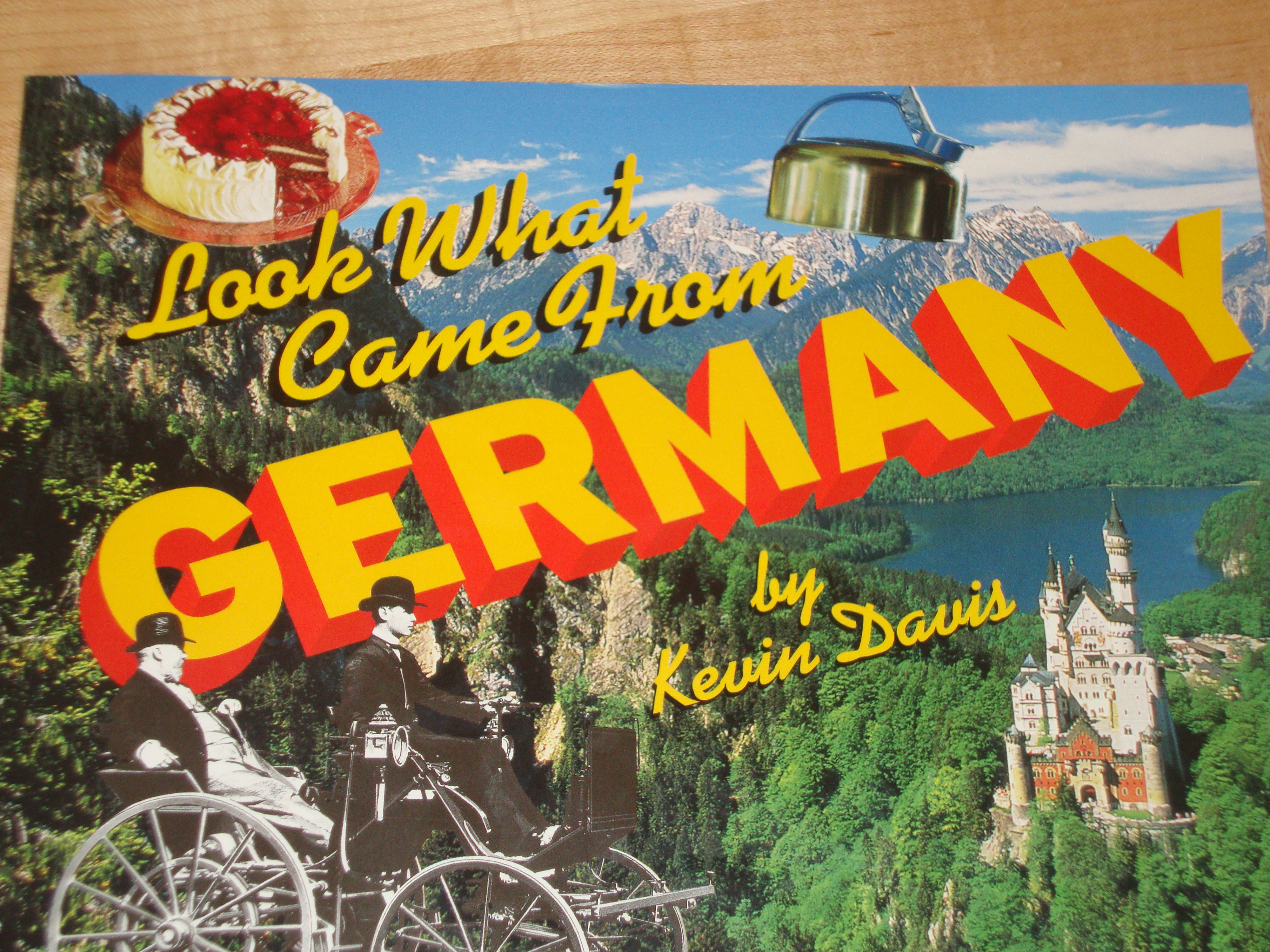 Download this Continuing Our Learning About The German Culture Kids picture